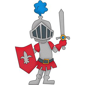 Knights In Shining Armor Ages 4 To 7 Mark Twain Library
